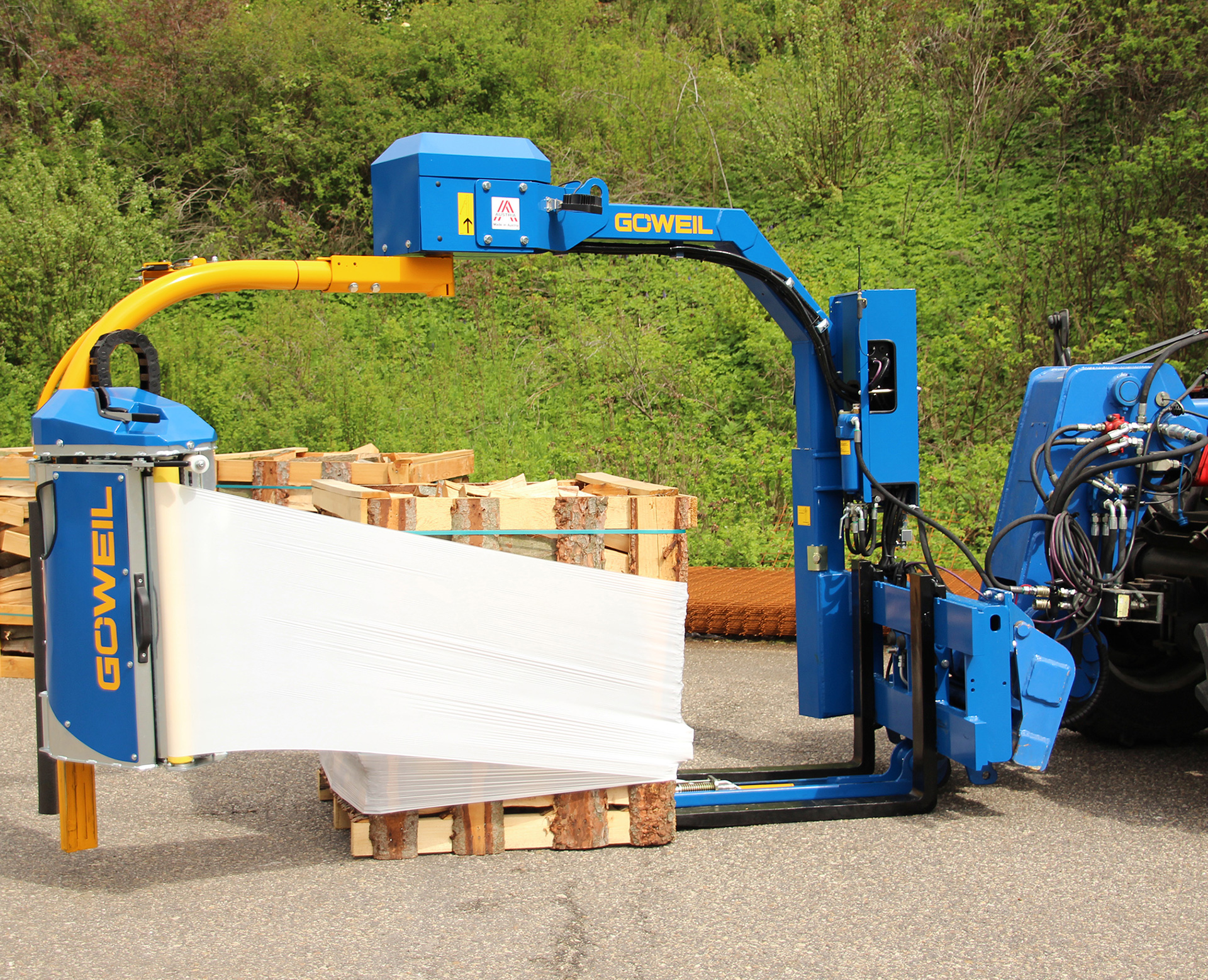 INDUSTRIAL BALING & WRAPPING TECHNOLOGY