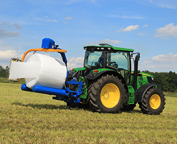 ROUND BALE WRAPPERS